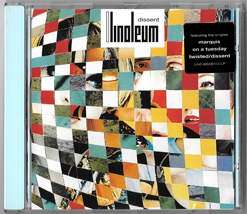 Coming Soon – Dissent by Linoleum